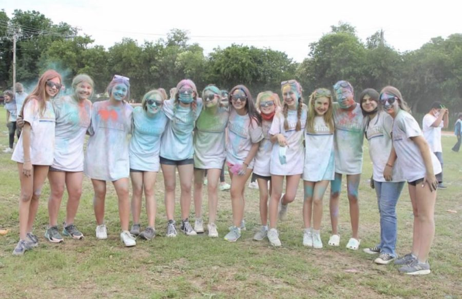 Highly Anticipated Color Blast Fundraiser Returns for 21-22 School Year